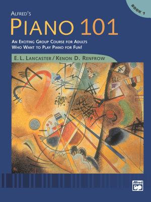 Alfred's Piano 101, Book 1