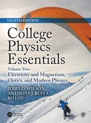 College Physics Essentials  Eighth Edition PDF