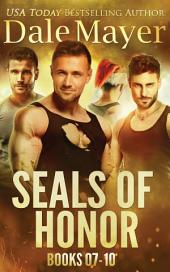SEALs of Honor: Books 7-10: Books 7-10
