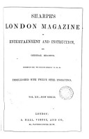 Sharpe s London magazine  a journal of entertainment and instruction   entitled  Sharpe s London journal   entitled  Sharpe s London magazine  conducted by mrs  S C  Hall PDF