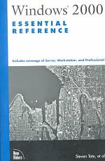 Windows 2000 Essential Reference