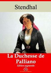 La duchesse de Palliano: Nouvelle édition augmentée