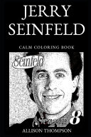 Download Jerry Seinfeld Calm Coloring Book Book