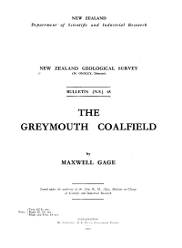 New Zealand Geological Survey Bulletin PDF