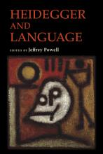Heidegger and Language PDF