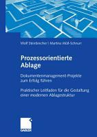 Prozessorientierte Ablage PDF