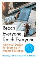 Reach Everyone, Teach Everyone