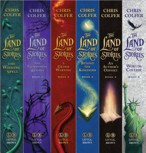 The Land of Stories Complete Gift Set