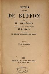 Oeuvres complètes de Buffon