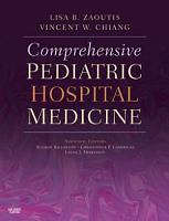 Comprehensive Pediatric Hospital Medicine PDF