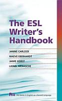 The ESL Writer s Handbook PDF