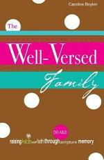 The Well-Versed Family