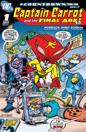 Captain Carrot and the Final Ark (2007-) #1