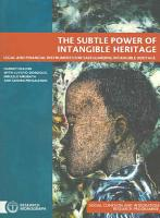 The Subtle Power of Intangible Heritage PDF