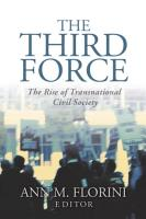 The Third Force PDF