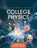 Essential College Physics Volume 1  Second Edition  PDF