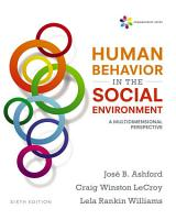 Empowerment Series  Human Behavior in the Social Environment  A Multidimensional Perspective PDF