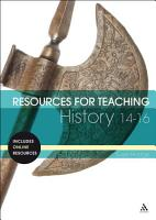 Resources for Teaching History  14 16 PDF
