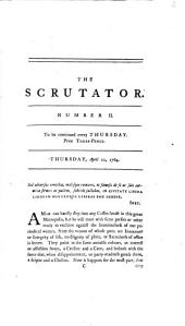 The Scrutator: Issues 2-38