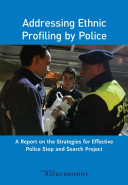 Addressing Ethnic Profiling by Police PDF