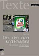 Die Linke  Israel und Pal  stina PDF