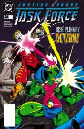 Justice League Task Force (1993-) #28