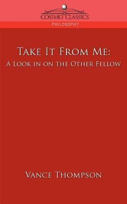 Download Take It from Me Book