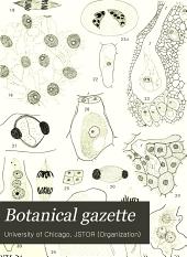 Botanical Gazette: Volume 50