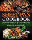 Sheet Pan Cookbook Book