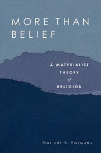 More Than Belief Book