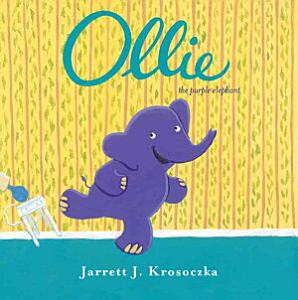 Ollie the Purple Elephant Book
