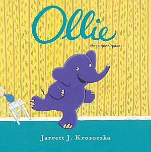 Ollie the Purple Elephant