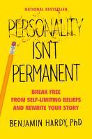 Personality Isn t Permanent PDF