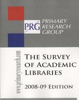 The Survey of Academic Libraries PDF