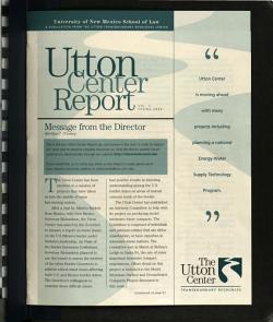 Utton Center Report PDF
