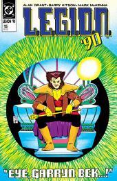 L.E.G.I.O.N. (1989-) #15