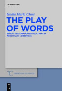 The Play of Words PDF