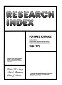 Research Index for NAEB Journals PDF