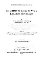 Essentials of Legal Medicine, Toxicology and Hygiene