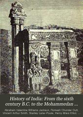 History of India: Volume 2; Volume 6