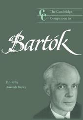 The Cambridge Companion to Bartók