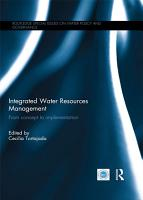 Revisiting Integrated Water Resources Management PDF