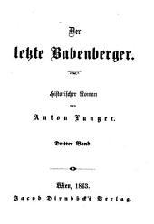 Der Letzte Babenberger