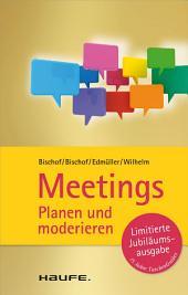 Meetings planen und moderieren: TaschenGuide
