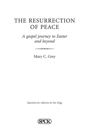 The Resurrection of Peace