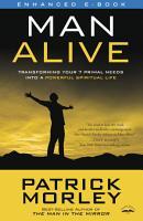 Man Alive  Enhanced Edition  PDF