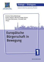 Europäische Bürgerschaft in Bewegung