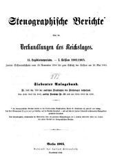 Verhandlungen des Reichstags: Band 212