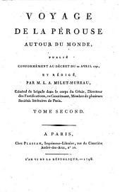 Voyage de La Pérouse autour du Monde: Volume2