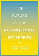 The Future of the Multinational Enterprise PDF